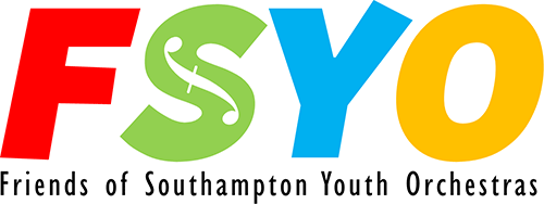FSYO Friends of Southampton Youth Orchestras logo